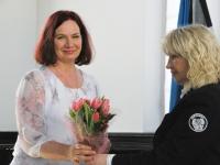 020 Pärnumaa aasta ema 2016 austamine Pärnu raekojas. Foto: Urmas Saard