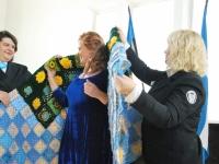 021 Pärnumaa aasta ema 2016 austamine Pärnu raekojas. Foto: Urmas Saard