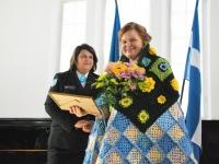 022 Pärnumaa aasta ema 2016 austamine Pärnu raekojas. Foto: Urmas Saard