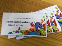 001 Pärnumaa matemaatikute õppelaager Sindis. Foto: Urmas Saard