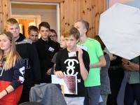 011 Pärnumaa matemaatikute õppelaager Sindis. Foto: Urmas Saard