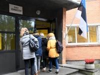 001 Pärnumaa õpilasesinduste õppepäev Sindis. Foto: Urmas Saard