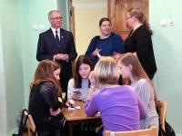 019 Pärnumaa õpilasesinduste õppepäev Sindis. Foto: Urmas Saard