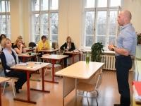 032 Pärnumaa õpilasesinduste õppepäev Sindis. Foto: Urmas Saard