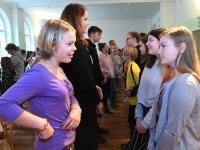 033 Pärnumaa õpilasesinduste õppepäev Sindis. Foto: Urmas Saard