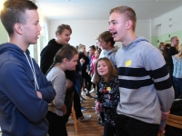 034 Pärnumaa õpilasesinduste õppepäev Sindis. Foto: Urmas Saard