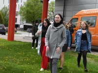 Pärnumaa parimate mini- ja õpilasfirmade tunnustamisel. Foto: Urmas Saard / Külauudised