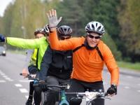 004 Pärnumaa rattaretk Sindis. Foto: Urmas Saard
