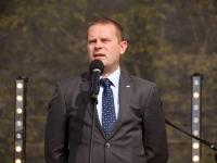 008 Pärnus kuulutati koolirahu välja. Foto: Urmas Saard