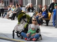 012 Pärnus kuulutati koolirahu välja. Foto: Urmas Saard