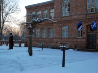 003 Paul Kerese 100. sünniaastapäev Pärnus. Foto Urmas Saard