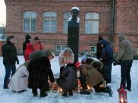 008 Paul Kerese 100. sünniaastapäev Pärnus. Foto Urmas Saard