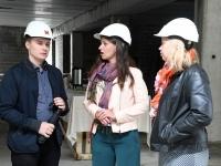 011 Pärnus, Pikk 16 arendus sai nurgakivi. Foto: Urmas Saard