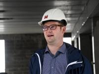 017 Pärnus, Pikk 16 arendus sai nurgakivi. Foto: Urmas Saard