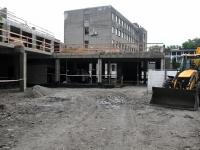 044 Pärnus, Pikk 16 arendus sai nurgakivi. Foto: Urmas Saard