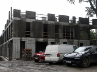 045 Pärnus, Pikk 16 arendus sai nurgakivi. Foto: Urmas Saard