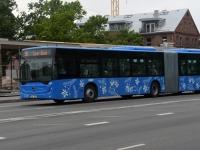 003 Pärnus uued bussid, uus piletisüsteem. Foto: Urmas Saard