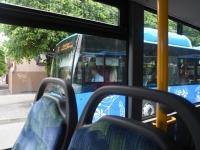 009 Pärnus uued bussid, uus piletisüsteem. Foto: Urmas Saard