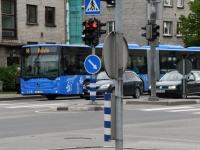 010 Pärnus uued bussid, uus piletisüsteem. Foto: Urmas Saard
