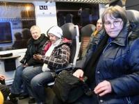 038 Pärnust Tallinna väljunud viimasel reisirongil. Foto: Urmas Saard