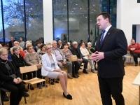 010 Peaminister ja majandusminister Pärnus. Foto: Urmas Saard
