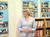 003 Piccolo näitus Sindi linnaraamatukogus. Foto: Urmas Saard