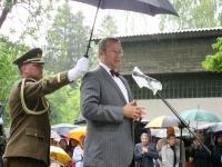 002 Pildigalerii ametist lahkuvast president Toomas Hendrik Ilvesest. Foto: Urmas Saard