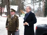 004 Pildigalerii ametist lahkuvast president Toomas Hendrik Ilvesest. Foto: Urmas Saard