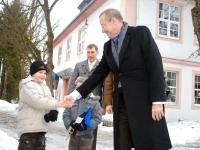 006 Pildigalerii ametist lahkuvast president Toomas Hendrik Ilvesest. Foto: Urmas Saard