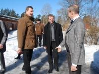 021 Pildigalerii ametist lahkuvast president Toomas Hendrik Ilvesest. Foto: Urmas Saard