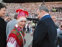 024 Pildigalerii ametist lahkuvast president Toomas Hendrik Ilvesest. Foto: Urmas Saard