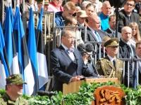 035 Pildigalerii ametist lahkuvast president Toomas Hendrik Ilvesest. Foto: Urmas Saard