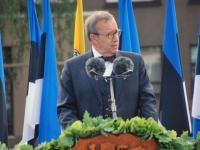 066 Pildigalerii ametist lahkuvast president Toomas Hendrik Ilvesest. Foto: Urmas Saard