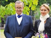 092 Pildigalerii ametist lahkuvast president Toomas Hendrik Ilvesest. Foto: Urmas Saard