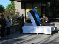 005 Lipu päeva tähistamine Haapsalus. Foto: Karin Luiga