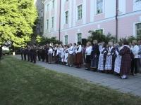015 Lipu päeva tähistamine Tallinnas. Foto: Peeter Hütt