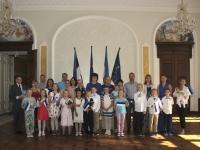 017 Lipu päeva tähistamine Tallinnas. Foto: Peeter Hütt