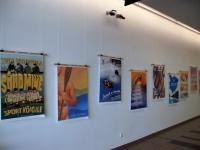001 Port Arturis avatud sõude-teemaline plakati näitus. Foto: Urmas Saard