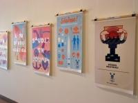 003 Port Arturis avatud sõude-teemaline plakati näitus. Foto: Urmas Saard