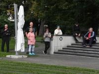 002 President Kersti Kaljulaid Pärnu Rannapargis. Foto: Urmas Saard / Külauudised