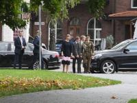 003 President Kersti Kaljulaid Pärnu Rannapargis. Foto: Urmas Saard / Külauudised