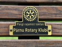 010 President Kersti Kaljulaid Pärnu Rannapargis. Foto: Urmas Saard / Külauudised