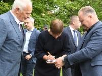 018 President Kersti Kaljulaid Pärnu Rannapargis. Foto: Urmas Saard / Külauudised