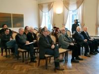 006 Pressikonverents K. Pätsi monumendi toetuseks. Foto: Urmas Saard