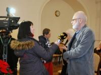 014 Pressikonverents K. Pätsi monumendi toetuseks. Foto: Urmas Saard