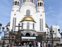 022 Püha Vere kirik Jekaterinburgis. Foto: Urmas Saard