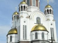 023 Püha Vere kirik Jekaterinburgis. Foto: Urmas Saard
