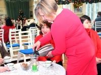 019 Raeküla inimeste seltskondlik koosviibine jõululaupäeval. Foto: Urmas Saard