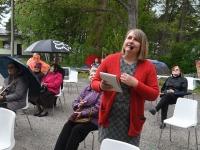 001 Raeküla rahva kohtumine Pärnu linnavalitsusega. Foto: Urmas Saard / Külauudised