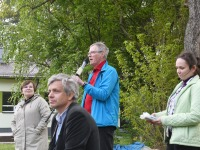 015 Raeküla rahva kohtumine Pärnu linnavalitsusega. Foto: Urmas Saard / Külauudised